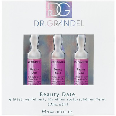 Dr. Grandel Beauty Date Amullen 3x3ml